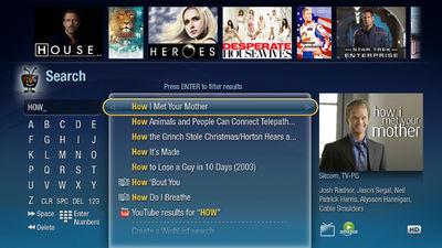 Movies / TV